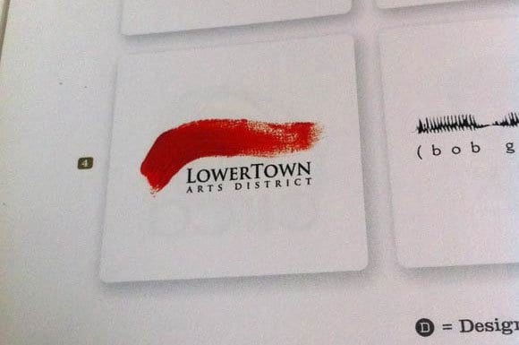 Guess who is in the new Logo Lounge Master Library book that just came out