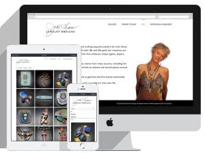 Julie Shaw Designs Website
