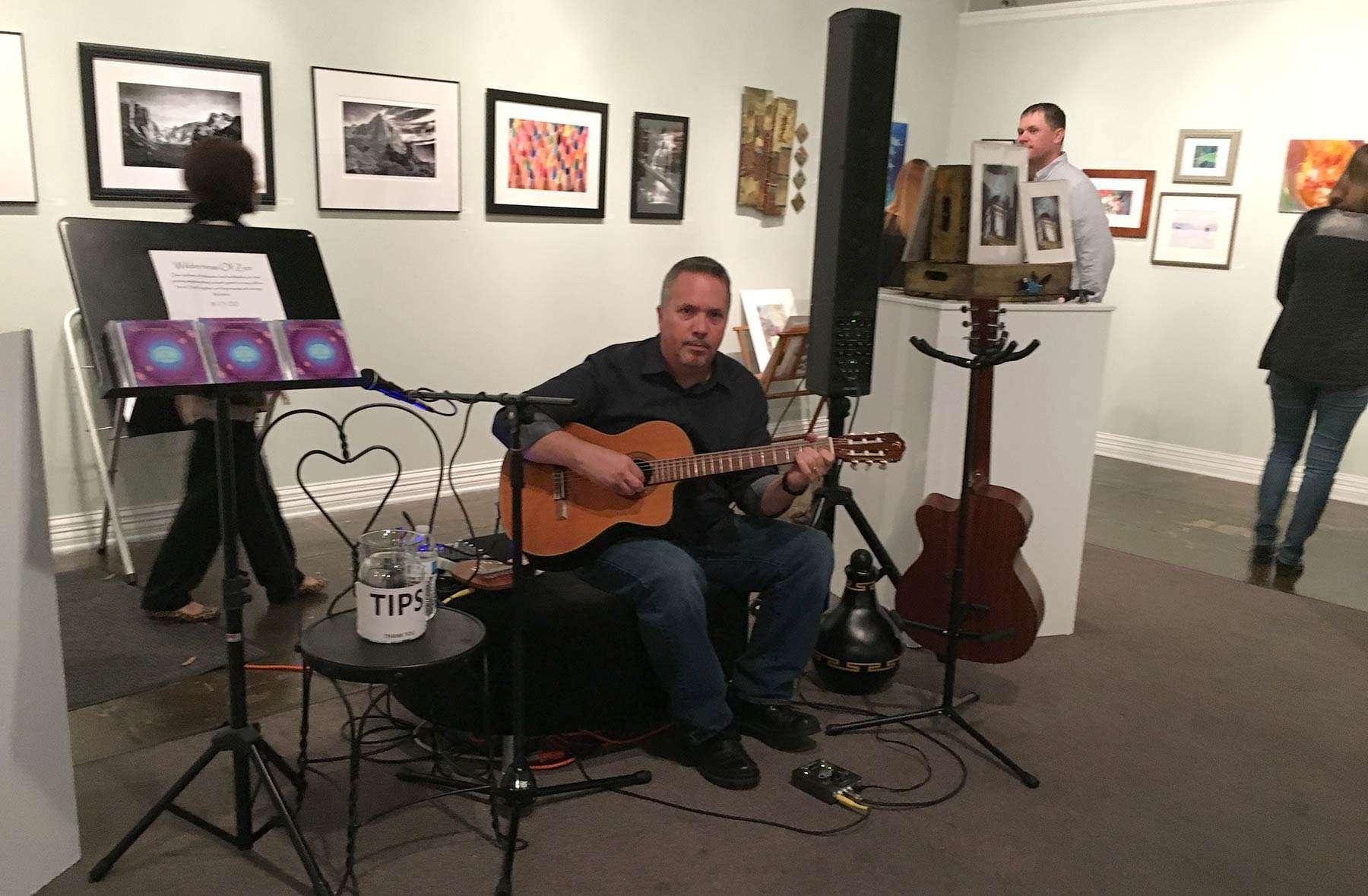 Affordable Art Show - Danny Granstaff