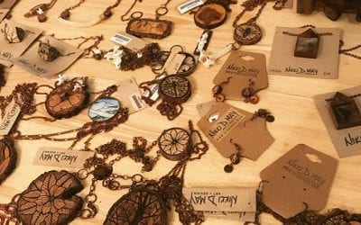 Trying to organize my jewelry…