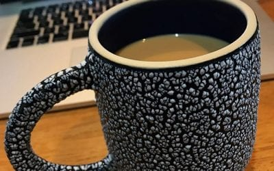 Today's workload is going to require several more cups of coffee
