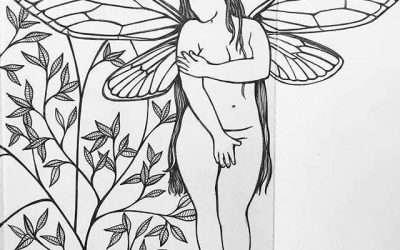 Cicada girl