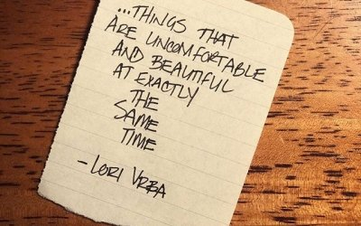 This quote by Lori Vrba sums up so much of what I'm drawn to in art and the things I collect.