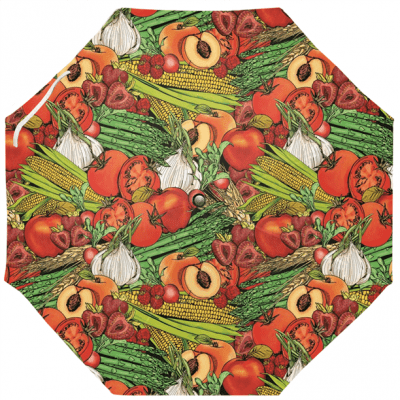 Fruits + Veggies Umbrella