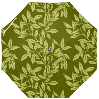 Green Vines Umbrella