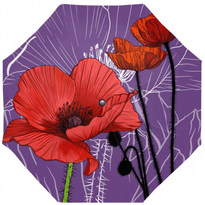 Poppy Umbrella